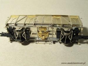 Podwozie wagonu 23K