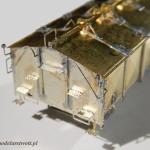 Zlutowany model wapniarki