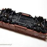 Podwozie węglarki 9W
