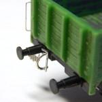 Detale wagonu
