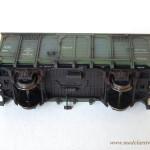 Podwozie wagonu-magazynu