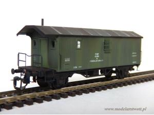 """Wagon mieszkalny """"Lubań"""" (długi)"""