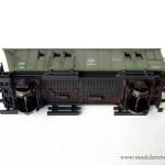 Podwozie wagonu warsztatowego